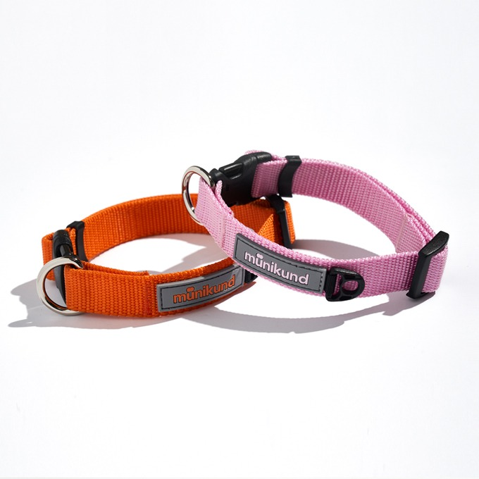 뮤니쿤트(MUNIKUND), [뮤니쿤트] Change-Up Harness Collar 2 Colors